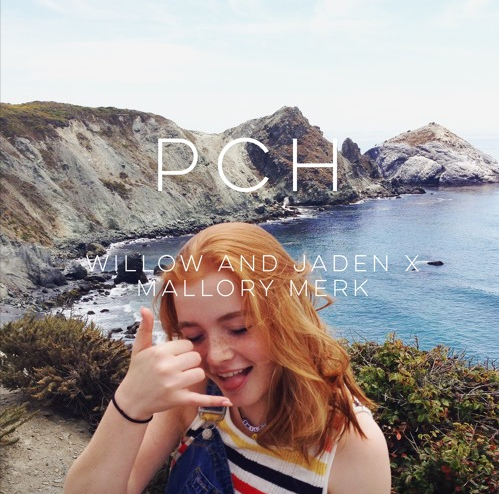 NEW/ PCH- MALLORY MERK FEAT. JADEN & WILLOW SMITH